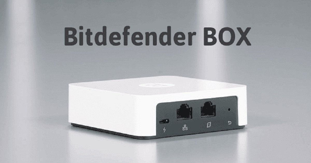 Bitdefender BOX : the ultimate security solution for smart home environments?