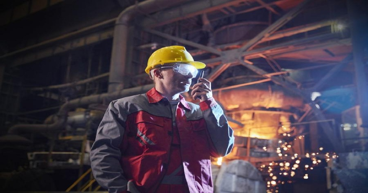 Using IIoT-Connected Devices for Worker Health & Safety