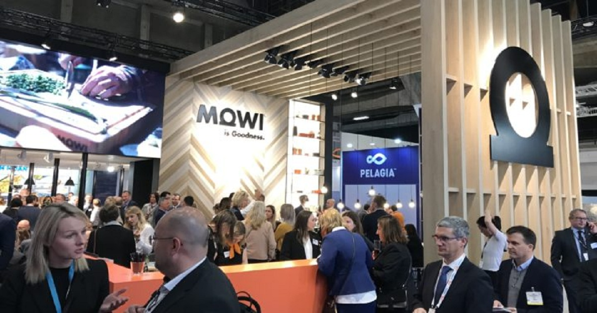 Mowi teams with IoT firm to bring salmon traceability story to consumers