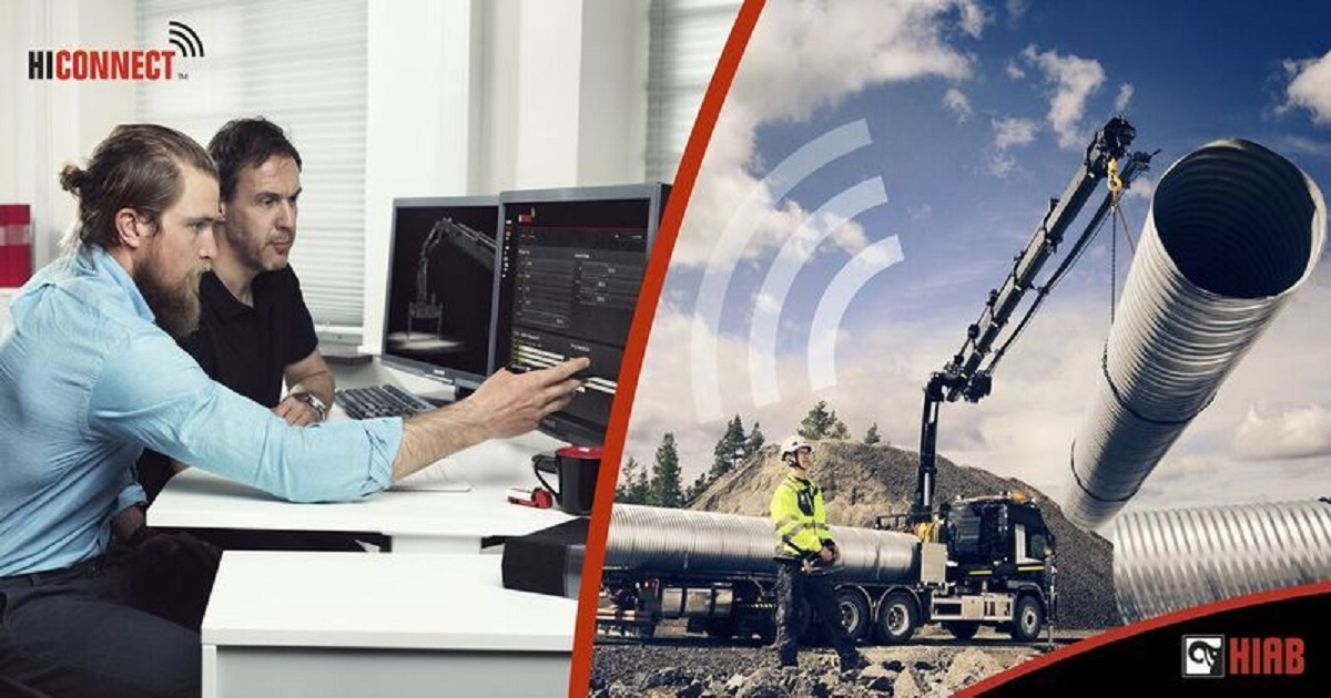Cargotec Develops Intelligent Cargo Handling with Global IoT Connectivity Services From Orange
