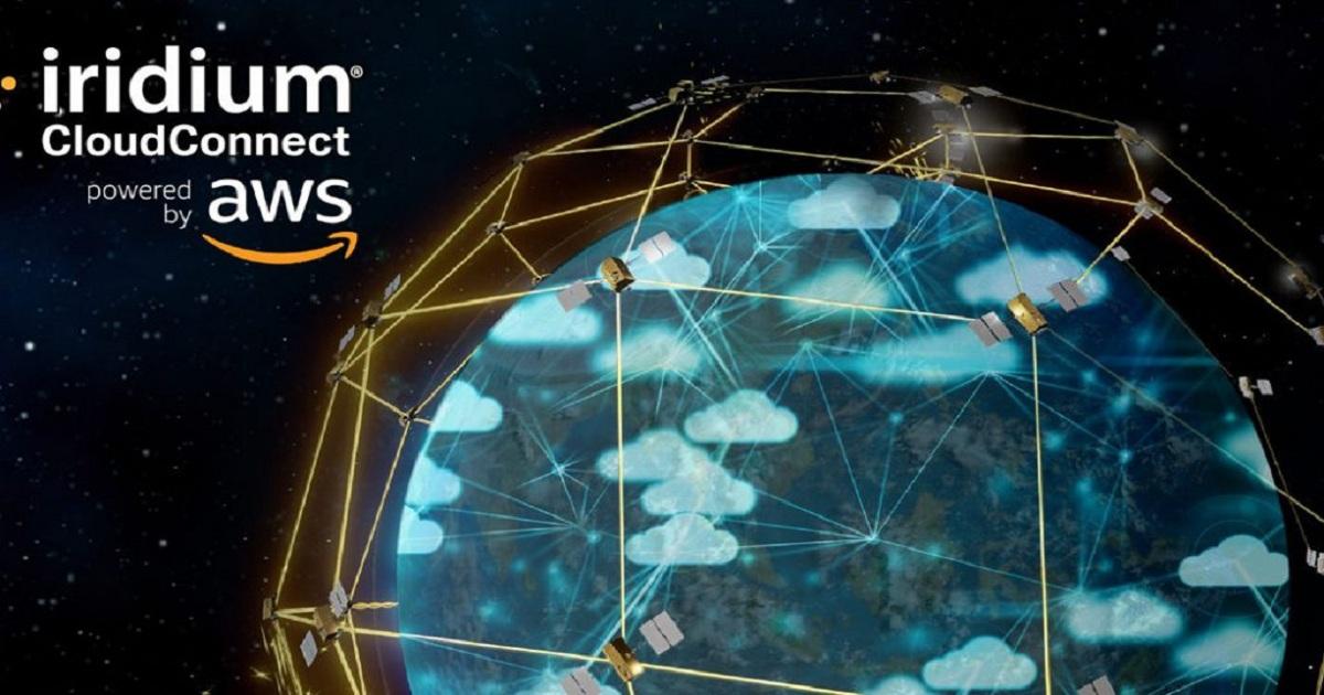 Iridium Link To AWS Internet-Of-Things Service Set To Go Live