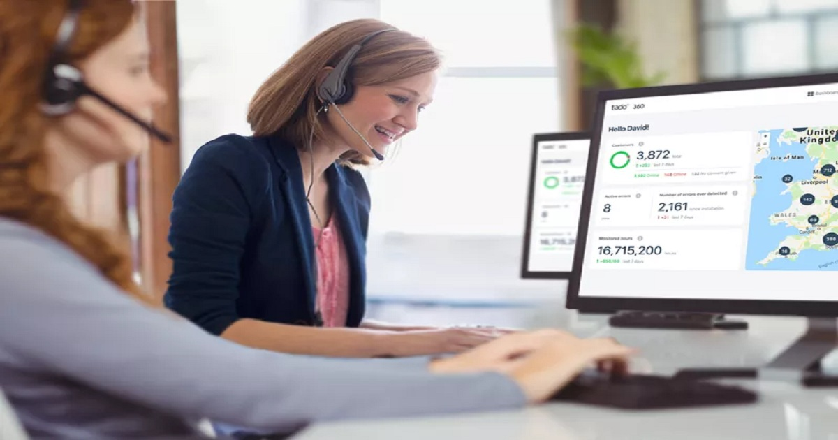 tado's first SaaS product speeds-up heating repairs while reducing carbon