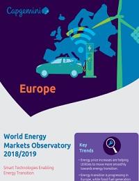 WORLD ENERGY MARKETS OBSERVATORY 2018/2019