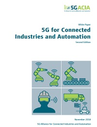 5G FOR CONNECTED INDUSTRIES AND AUTOMATION