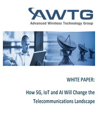 HOW 5G, IOT AND AI WILL CHANGE THE TELECOMMUNICATIONS LANDSCAPE