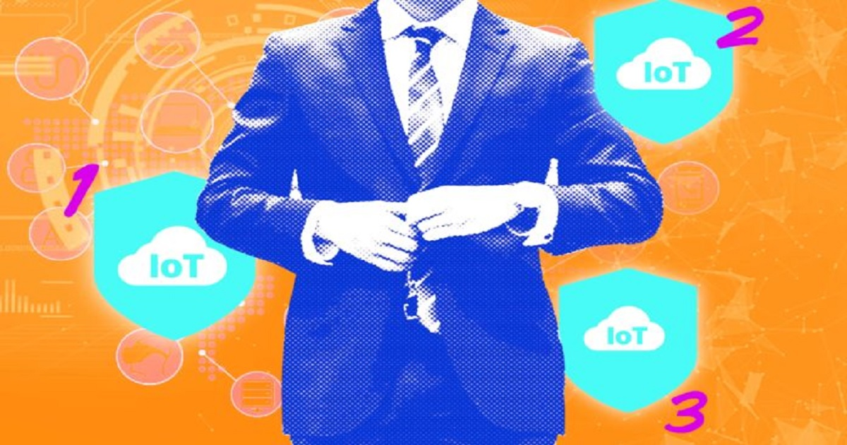 HOW TO LEVERAGE IOT TO PROTECT YOUR WORKERS