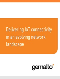 DELIVERING IOT CONNECTIVITY IN AN EVOLVING NETWORK LANDSCAPE