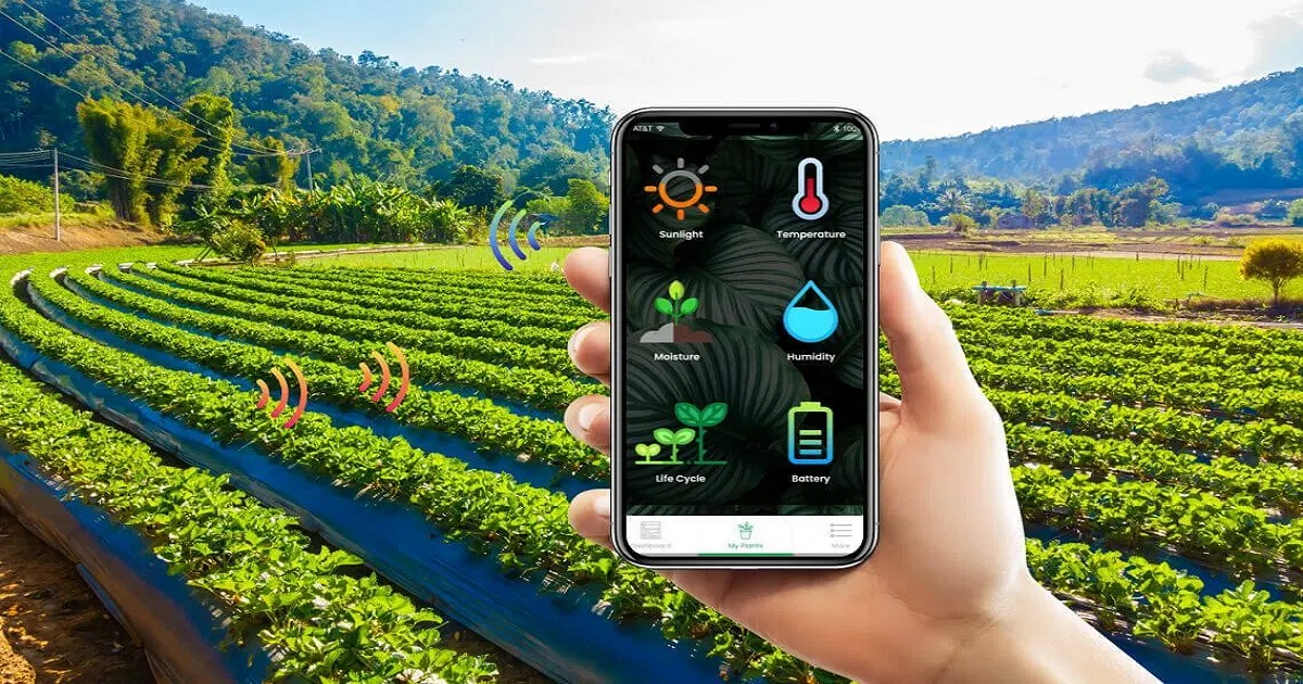 SMART FARMING: THE FUTURE STANDS AT AGRICULTURE SECTOR'S DOOR