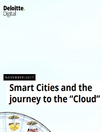 "SMART CITIES AND THE JOURNEY TO THE ""CLOUD"""
