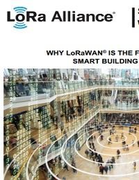 WHY LORAWAN® IS THE FOUNDATION FORSMART BUILDING SUCCESS
