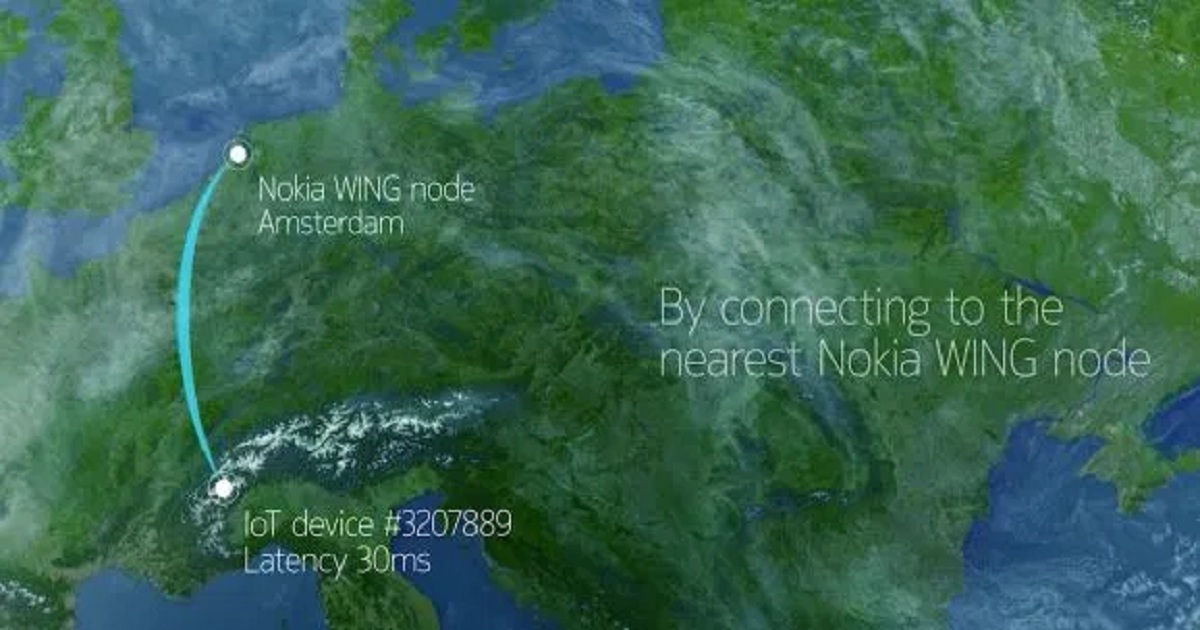 NOKIA ADDS 5G TO WORLDWIDE IOT NETWORK, LETS CARRIERS TEST NEW SENSORS