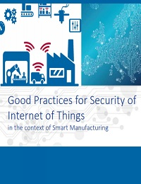 GOOD PRACTICES FOR SECURITY OF INTERNET OF THINGS