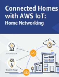 CONNECTED HOMES WITH AWS IOT