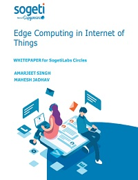 EDGE COMPUTING IN INTERNET OF THINGS