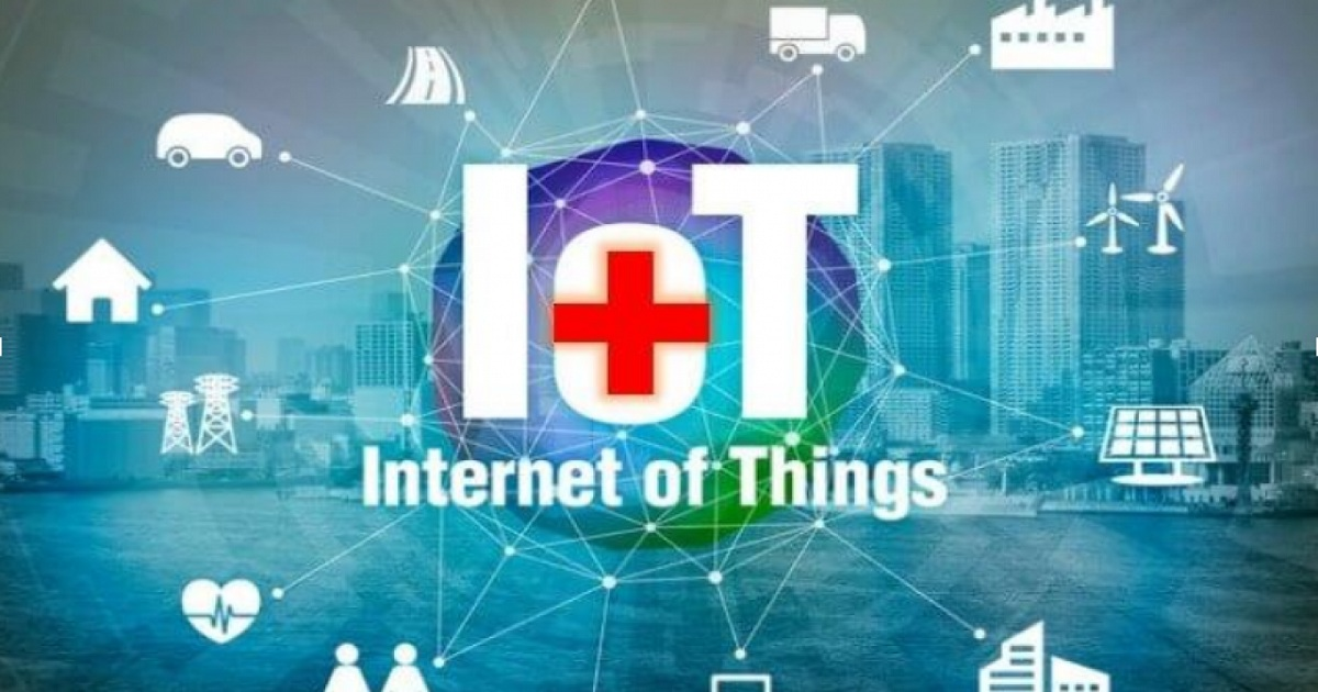 HEALTHCARE AND THE INTERNET OF THINGS