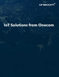 IOT SOLUTIONS FROM ONECOM