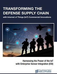 TRANSFORMING THE DEFENSE SUPPLY CHAIN