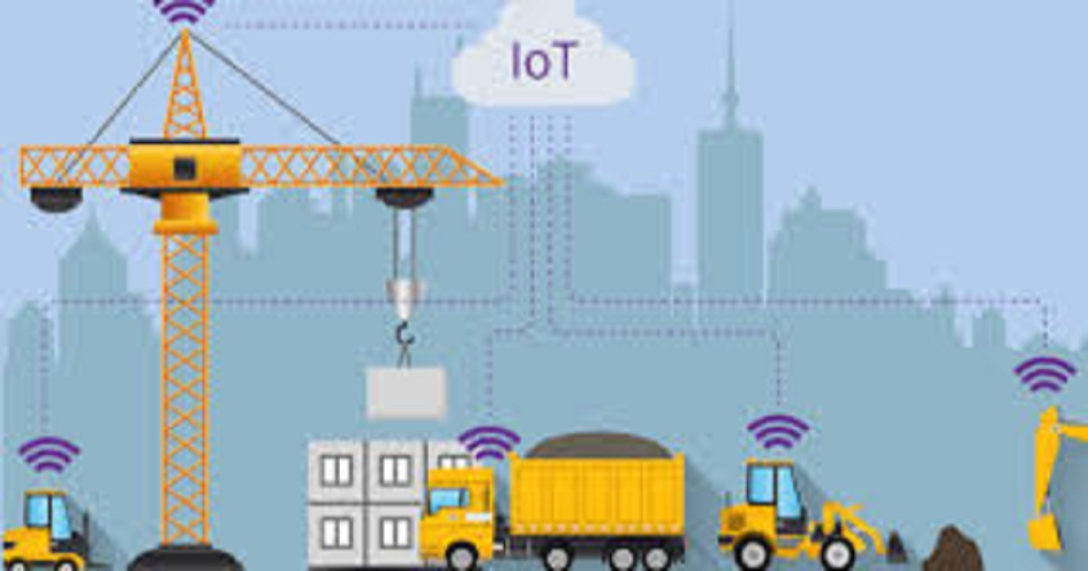 FUTURE OF CONSTRUCTION IN THE WORLD OF IOT