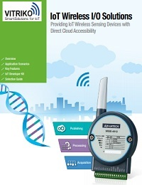 IOT WIRELESS I/O SOLUTIONS : PROVIDING IOT WIRELESS SENSING DEVICES WITH DIRECT CLOUD ACCESSIBILITY