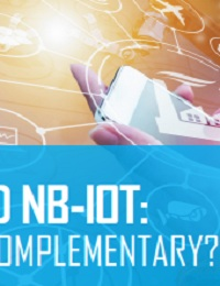 LORAWAN® AND NB-IOT: COMPETITORS OR COMPLEMENTARY