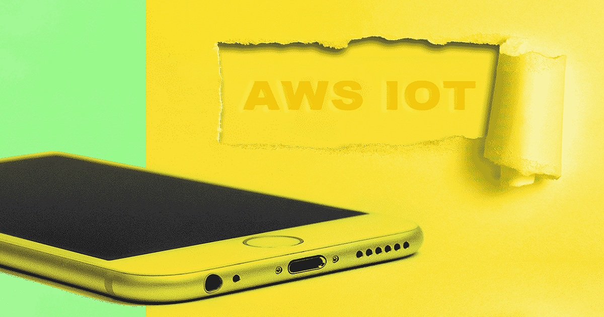 HOW TO CONNECT AN IOS APP TO AWS IOT