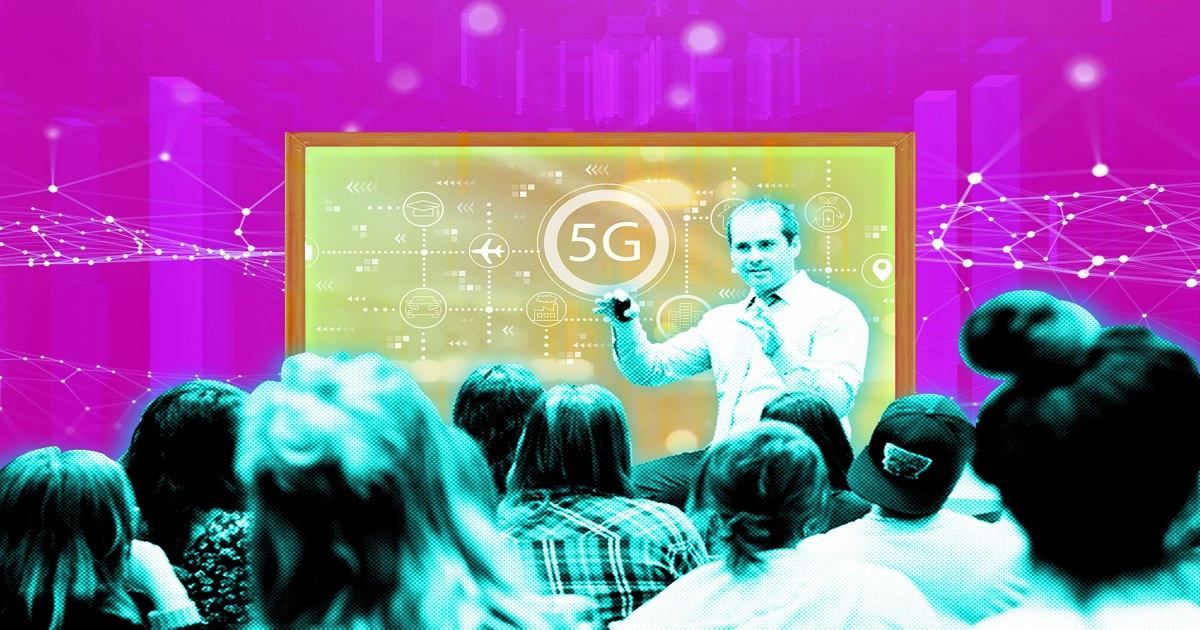 HOW WILL THE EMERGENCE OF 5G AFFECT FEDERATED LEARNING?