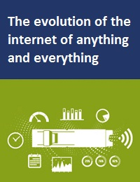 THE EVOLUTION OF THE INTERNET OF ANYTHING AND EVERYTHING