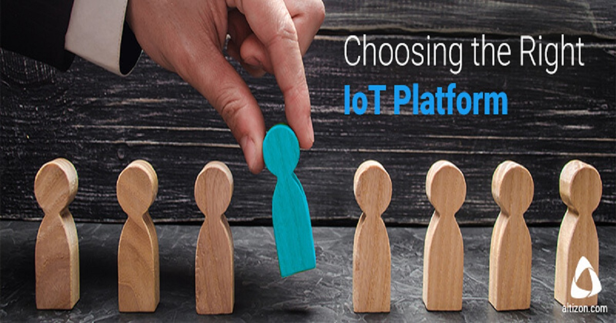 QUICK GUIDE TO CHOOSE INDUSTRIAL IOT PLATFORM FOR YOUR BUSINESS