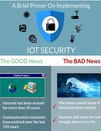 IOT SECURITY: ELIMINATION VS REDUCTION