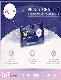 BICS GLOBAL IOT CONNECTIVITY SOLUTIONS