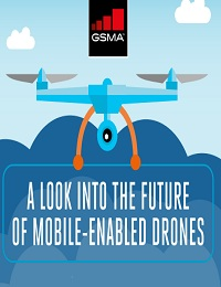 A LOOK INTO THE FUTURE OF MOBILE-ENABLED DRONES
