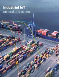 INDUSTRIAL IOT ON LAND AND AT SEA