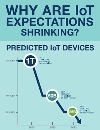 WHY ARE IOT EXPECTATION SHRINKING