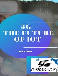 5G FUTURE OF IOT