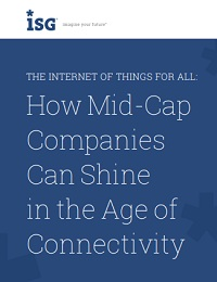 THE INTERNET OF THINGS FOR ALL: HOW MID-CAP COMPANIES CAN SHINE IN THE AGE OF CONNECTIVITY