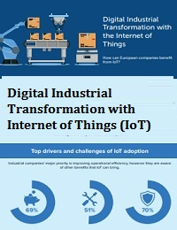 DIGITAL INDUSTRIAL TRANSFORMATION WITH INTERNET OF THINGS (IOT)
