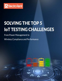 SOLVING THE TOP 5 IOT TESTING CHALLENGES