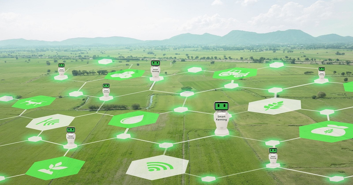 WAYS IOT CAN ENHANCE AGRICULTURE