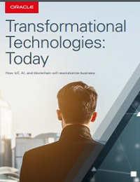 TRANSFORMATIONAL TECHNOLOGIES: TODAY