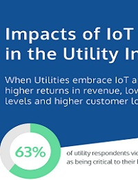INFOGRAPHIC: IOT UTILITIES