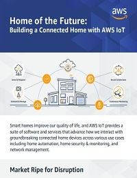 """HOME OF THE FUTURE: BUILDING A CONNECTED HOME WITH AWS IOT"""