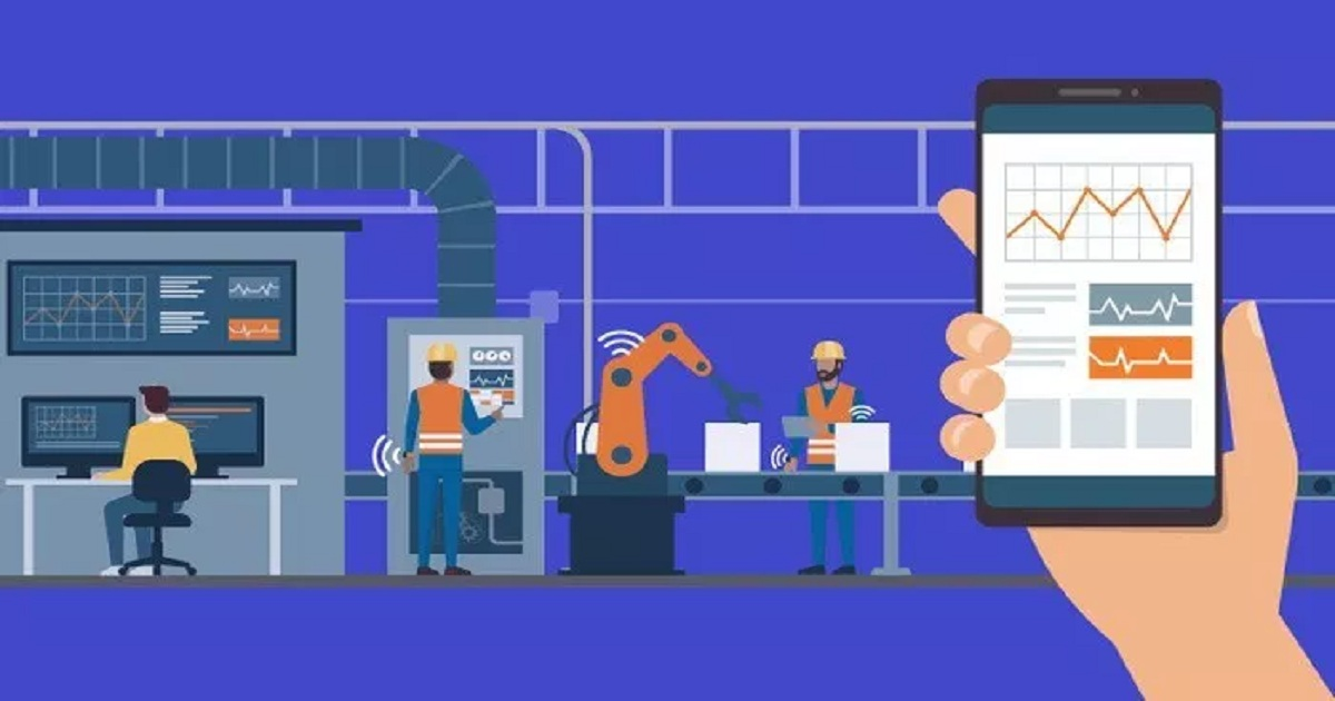 IOT IN MANUFACTURING FROM DIGITAL MANUFACTURING TO DIGITAL SOCIETY