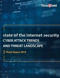 STATE OF THE INTERNET SECURITY CYBER ATTACK TRENDS AND THREAT LANDSCAPE