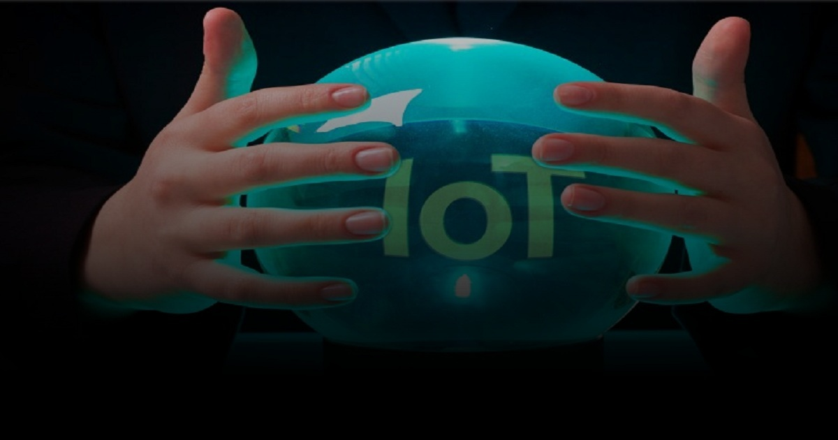 4 IOT PREDICTIONS FOR 2019
